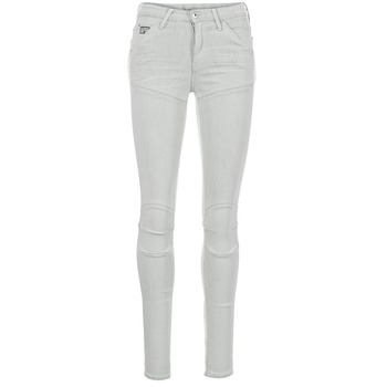 textil Dame Jeans - skinny G-Star Raw 5621 ULTRA HIGH SUPER SKINNY WMN Grå