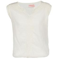 textil Dame T-shirts m. korte ærmer Kaporal EVER Hvid