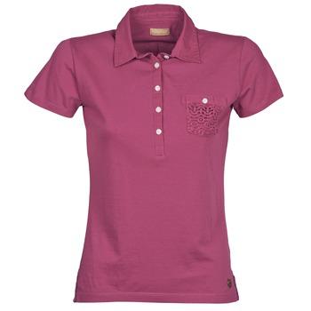 textil Dame Polo-t-shirts m. korte ærmer Napapijri EZE Pink