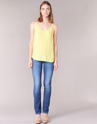 textil Dame Lige jeans Pepe jeans GEN Blå / D45