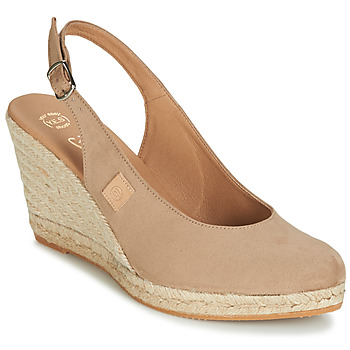 Sko Dame Sandaler Betty London TECHNO Beige