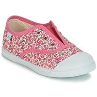 Sko Pige Lave sneakers Citrouille et Compagnie RIVIALELLE Pink / Flerfarvet