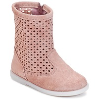 Sko Pige Støvler Citrouille et Compagnie BOREAL Pink