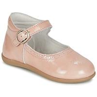 Sko Pige Ballerinaer Citrouille et Compagnie BOUJBOUJ Pink