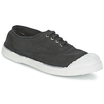 Sko Dame Lave sneakers Bensimon TENNIS LACET Carbon
