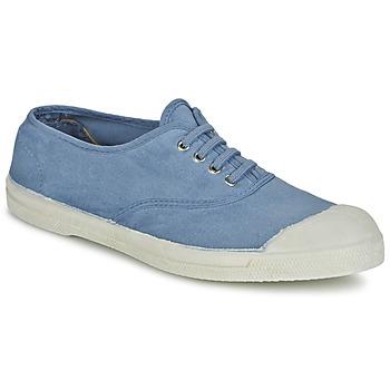 Sko Dame Lave sneakers Bensimon TENNIS LACET Blå