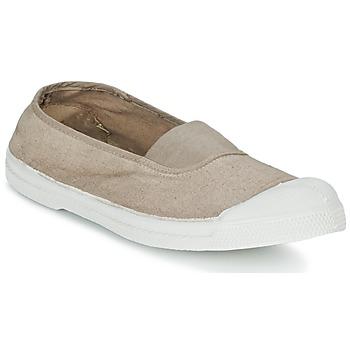 Sko Dame Lave sneakers Bensimon TENNIS ELASTIQUE Beige