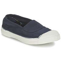 Sko Børn Lave sneakers Bensimon TENNIS ELASTIQUE Marineblå