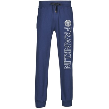 textil Herre Træningsbukser Franklin & Marshall ALLEN Marineblå