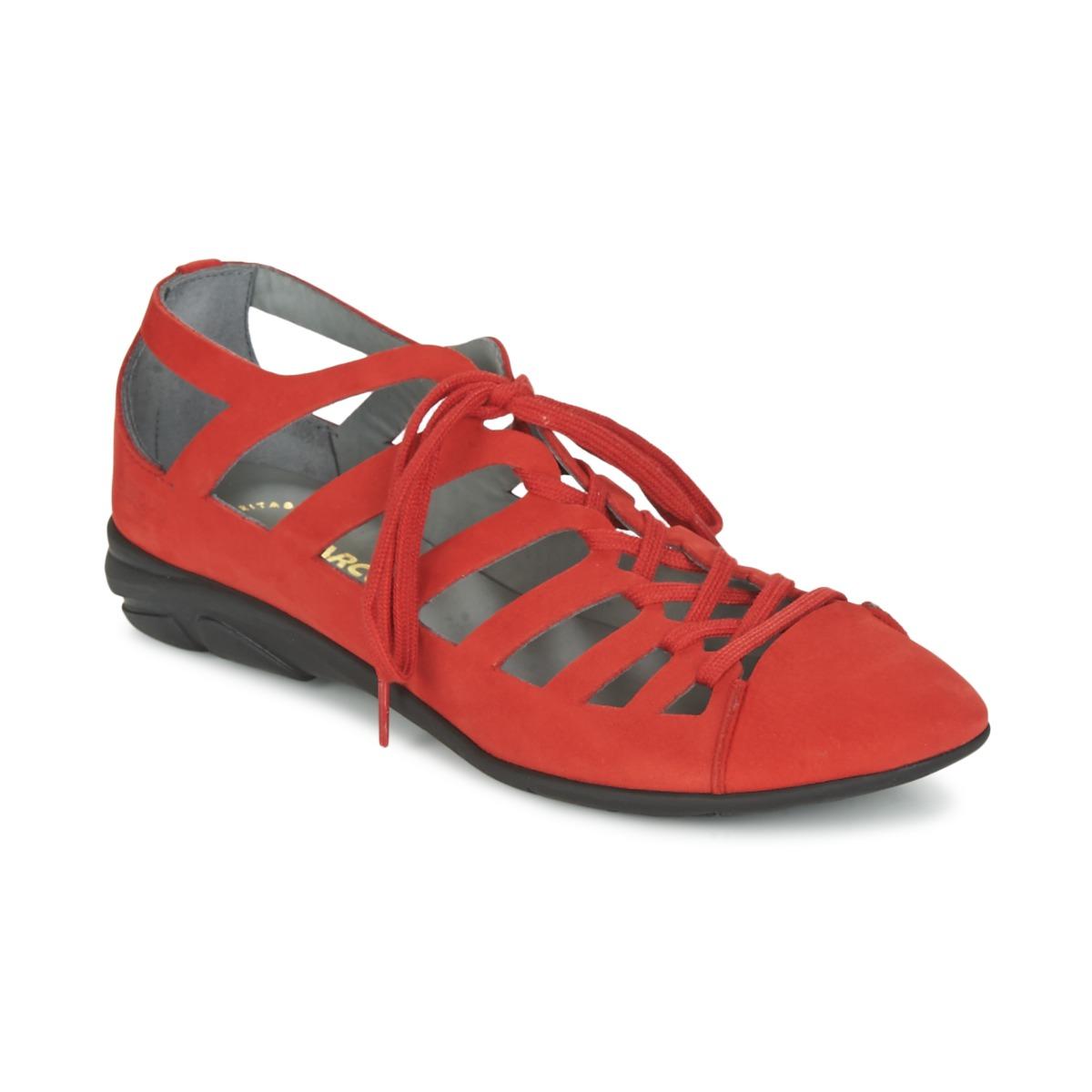 sandaler Arcus TIGORI Rød