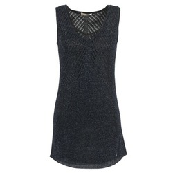 textil Dame Korte kjoler Les P'tites Bombes BLOURA Marineblå