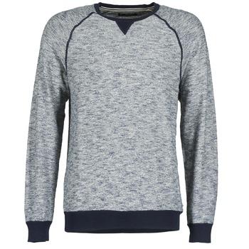 textil Herre Pullovere Esprit LOMALI Marineblå / Marmoreret / Grå