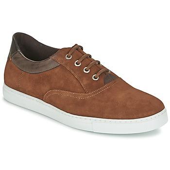 Sko Herre Lave sneakers Casual Attitude DIMO Brun