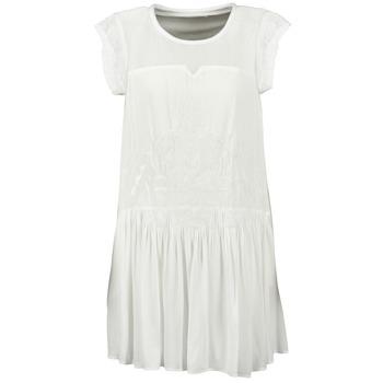 textil Dame Korte kjoler See U Soon KELLITS Hvid