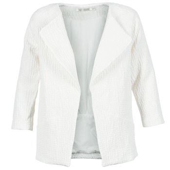 textil Dame Frakker See U Soon DACKA Hvid