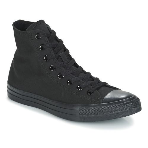Sko Høje sneakers Converse CHUCK TAYLOR ALL STAR MONO HI Sort