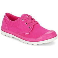 Sko Dame Lave sneakers Palladium US OXFORD Pink