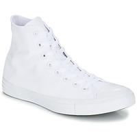Sko Høje sneakers Converse CHUCK TAYLOR ALL STAR MONO HI Hvid