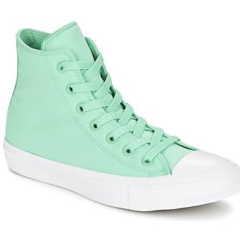 Sko Høje sneakers Converse CHUCK TAYLOR All Star II NEON HI Grøn