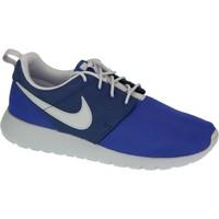 Sko Dreng Lave sneakers Nike Roshe One Gs 599728-410 Blue