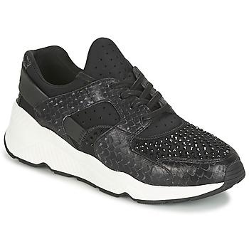 Sko Dame Lave sneakers Ash MOOD Sort