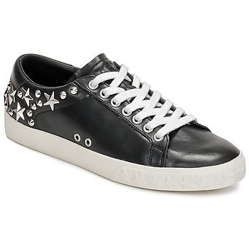 Sko Dame Lave sneakers Ash DAZED Sort