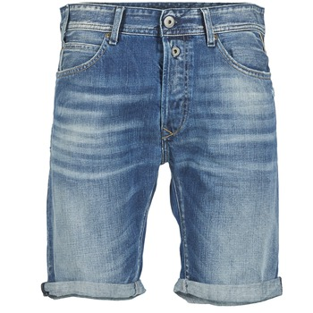 textil Herre Shorts Replay SHORT 901 Blå / 009