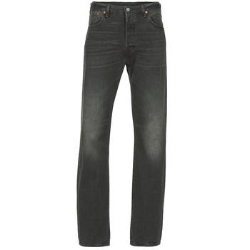 textil Herre Lige jeans Levi's 501 SORT / Range / P8013