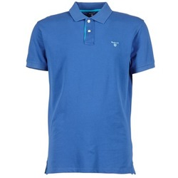 Polo-t-shirts m. korte ærmer Gant CONTRAST COLLAR PIQUE