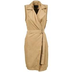 textil Dame Trenchcoats Vila VIEMMELY Beige