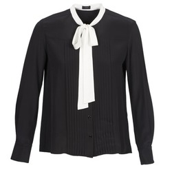 textil Dame Skjorter / Skjortebluser Joseph VICTOIRE Sort