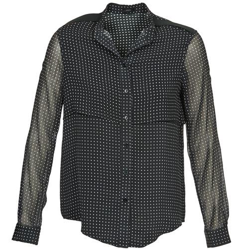 textil Dame Skjorter / Skjortebluser Joseph PRINCIPE Sort