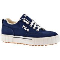 Sko Herre Lave sneakers Fila  Blå