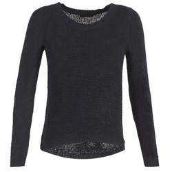 textil Dame Pullovere Only GEENA Sort