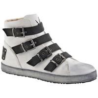 Sko Dame Høje sneakers F. Milano  Hvid