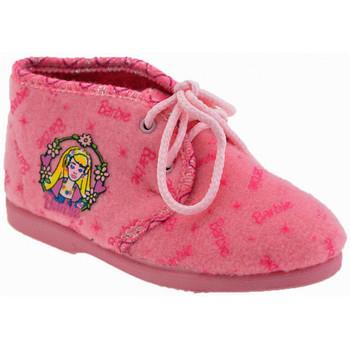 Sko Pige Babytøfler Barbie  Pink