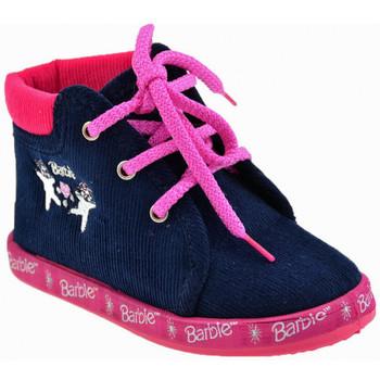 Sko Pige Babytøfler Barbie  Blå