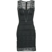 textil Dame Korte kjoler Morgan RHONE Sort