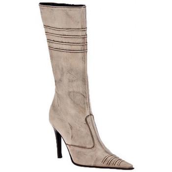 Sko Dame Chikke støvler Planisphere  Beige