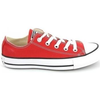 Sko Børn Sneakers Converse All Star B C Rouge Rød