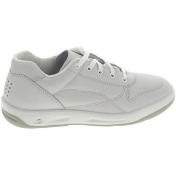 Sko Herre Lave sneakers TBS Albana Blanc Hvid