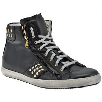 Sko Herre Høje sneakers Exton  Sort