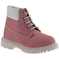 Sko Pige Støvler Lumberjack  Pink