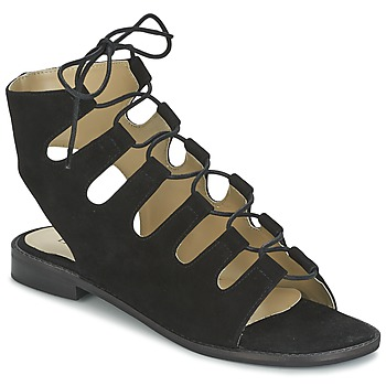 Sko Dame Sandaler Betty London EBITUNE Sort