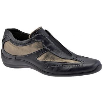 Sko Dame Høje sneakers Stonefly  Sort