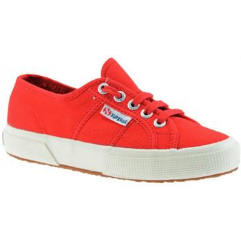 Sko Børn Lave sneakers Superga  Rød