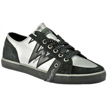 Sko Dame Lave sneakers Wrangler  Sølv