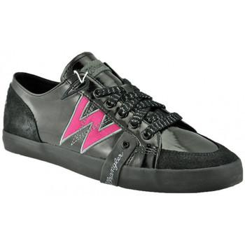Sko Dame Lave sneakers Wrangler  Sort