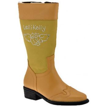 Sko Børn Chikke støvler Lelli Kelly  Beige