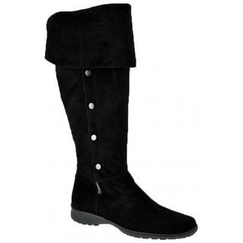 Sko Dame Chikke støvler Byblos Blu  Sort